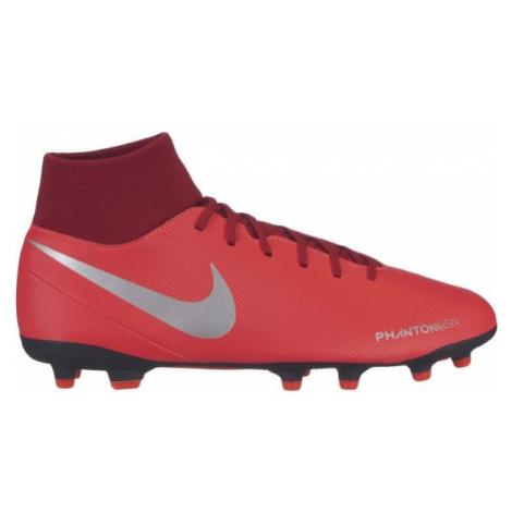 Nike PHANTOM VISION CLUB DYNAMIC FIT FG red - Men's football cleats