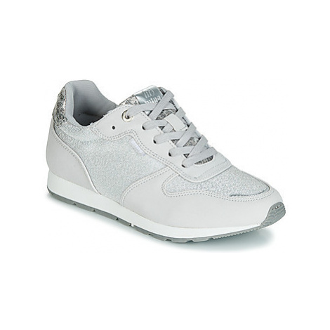 MTNG TRAIN women's Shoes (Trainers) in Silver
