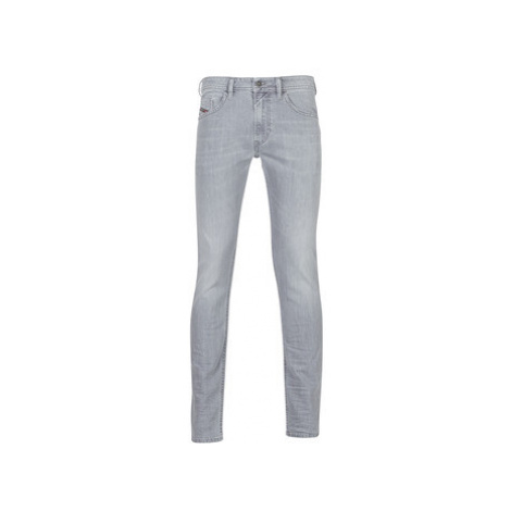Diesel THOMMER men's Skinny Jeans in Grey