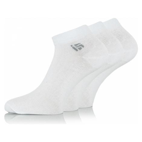 socks Funstorm Mivar 3 Pack - White