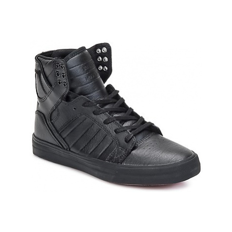 Supra SKYTOP CLASSIC women's Shoes (High-top Trainers) in Black
