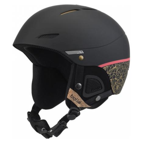 Bolle JULIET black - Women's ski helmet