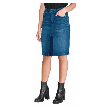 Pepe Jeans Jade Skirt Blue