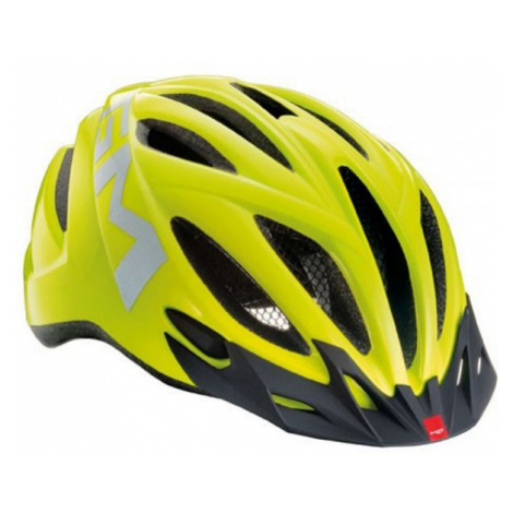 Met 20 MILES yellow - Cycling helmet
