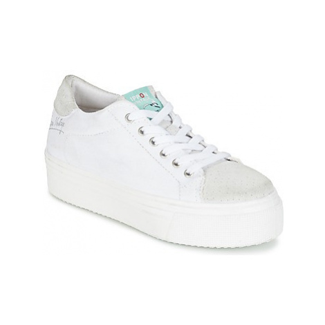 Ippon Vintage TOKYO FUN women's Shoes (Trainers) in White