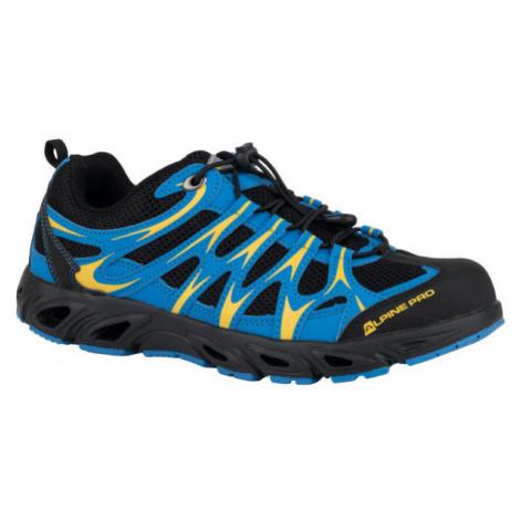 ALPINE PRO CLEIS blue - Men's sports shoes