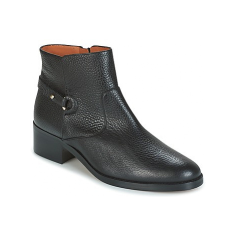 Heyraud FABRIZIA women's Low Ankle Boots in Black