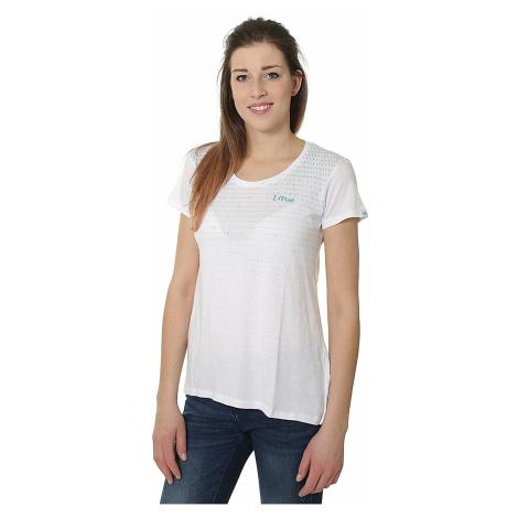 T-Shirt Elbrus Sombra - White/Island Paradise