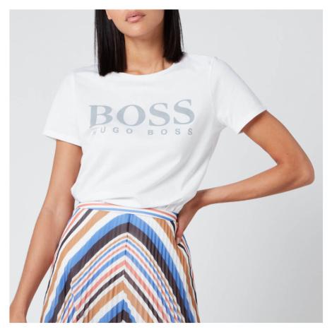 BOSS Hugo Boss Women's Temellow T-Shirt - White