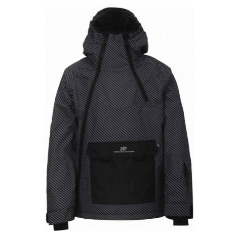 2117 LILLHEM blue - Kids' ski jacket