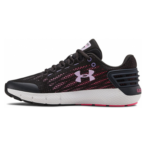 Under Armour Grade School Charged Rogue Kids sneakers Black