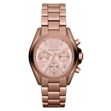 Ladies Michael Kors Bradshaw Mini Chronograph Watch MK5799