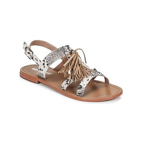 Minnetonka BLAIRE women's Sandals in Brown