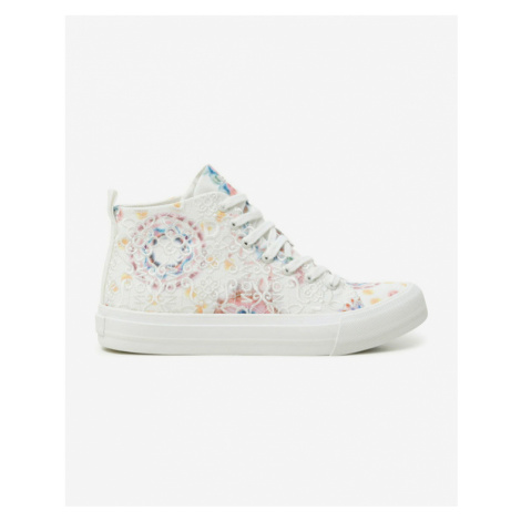 Desigual Beta Sneakers White