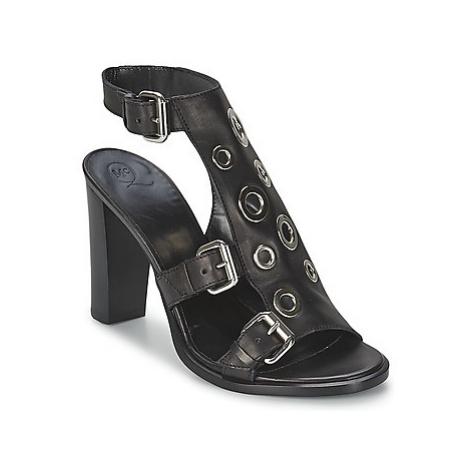 McQ Alexander McQueen NICO women's Sandals in Black