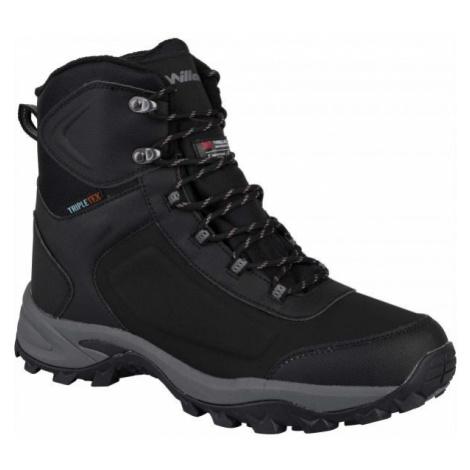 Willard CENTURIO black - Men's winter shoes