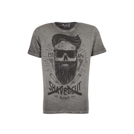 Yurban IGLOPIN men's T shirt in Grey