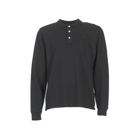 Serge Blanco ECRI men's Polo shirt in Black