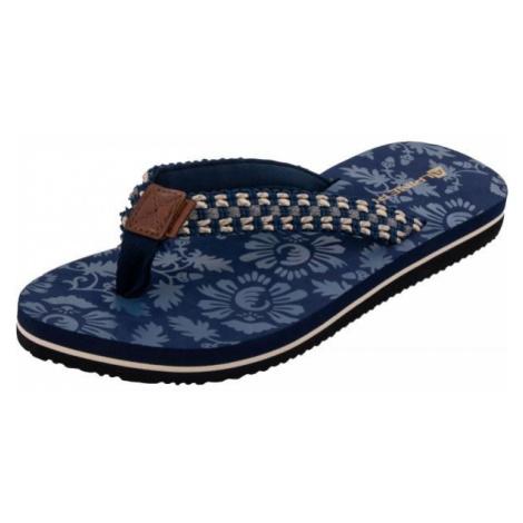 ALPINE PRO JOSA black - Women's summer shoes