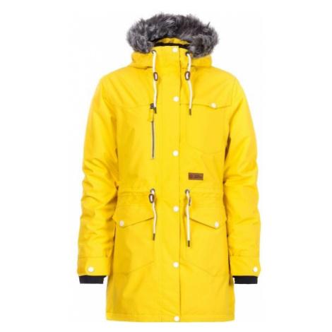 Horsefeathers LUANN JACKET yellow - Women's winter jacket