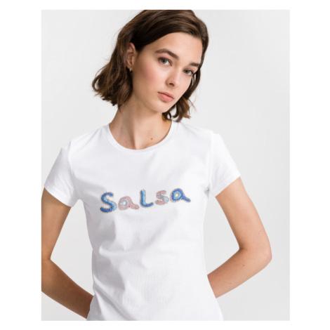 Salsa Jeans T-shirt White