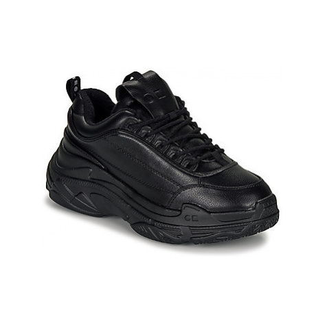 Coolway SHILA women's Shoes (Trainers) in Black