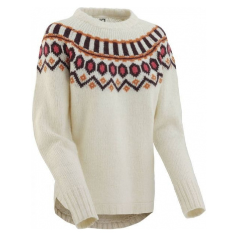 KARI TRAA RINGHEIM white - Women's sweater