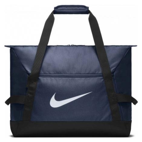 Nike ACADEMY TEAM M DUFF dark blue - Football bag