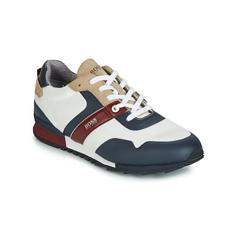 BOSS PARKOUR RUNN METH men's Shoes (Trainers) in Multicolour Hugo Boss