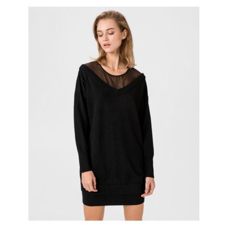 Guess Crystal Dress Black