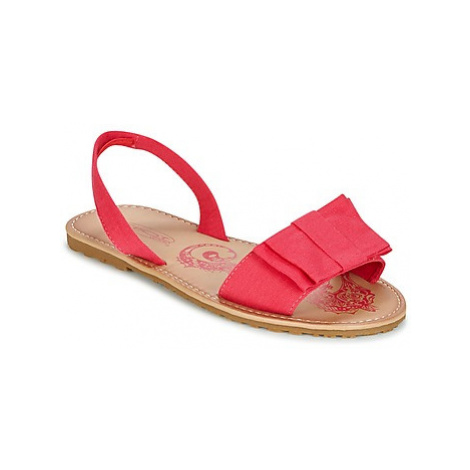 Spot on - women's Sandals in Red