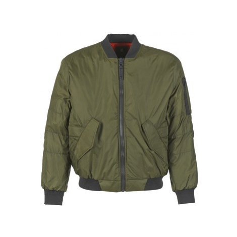 G-Star Raw RACKAM BOMBER women's Jacket in Kaki