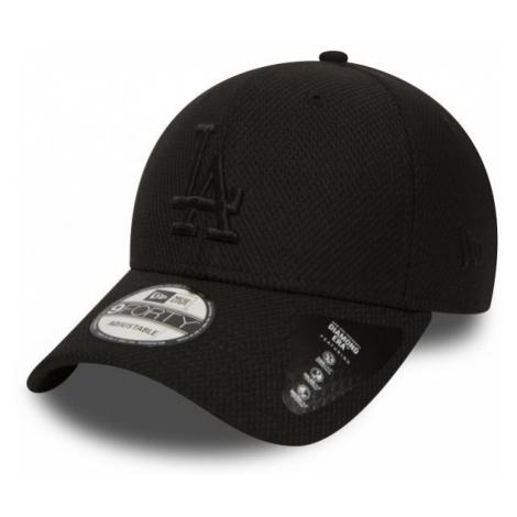 New Era NE 9FORTY MLB DIAM LOS ANGELES DODGERS black - Men's club baseball cap