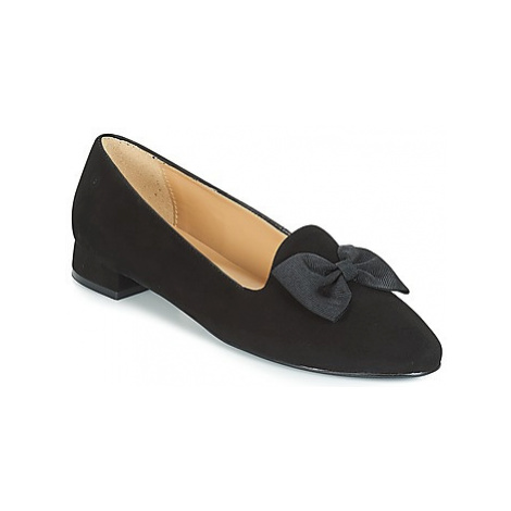 Betty London JOLY women's Loafers / Casual Shoes in Black