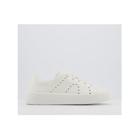 Camper Courb Trainers WHITE NATURAL
