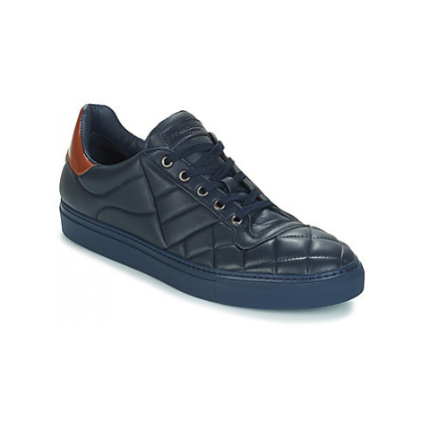 John Galliano ROBOT C men's Shoes (Trainers) in Blue