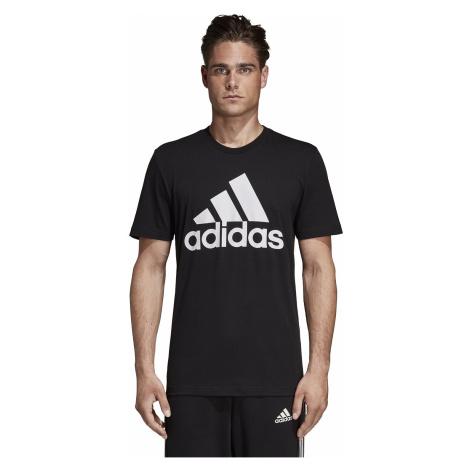 T-Shirt adidas Performance Must Haves Badge Of Sport - Black/White - men´s