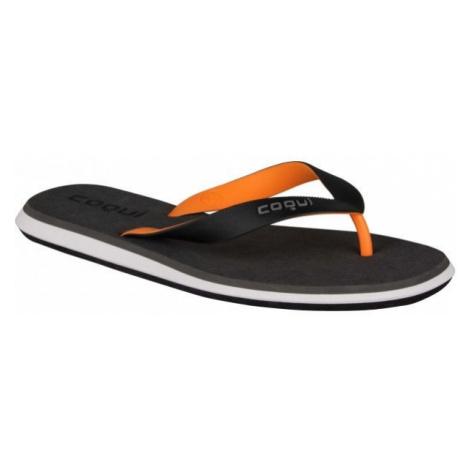 Coqui KARE grey - Men's flip-flops