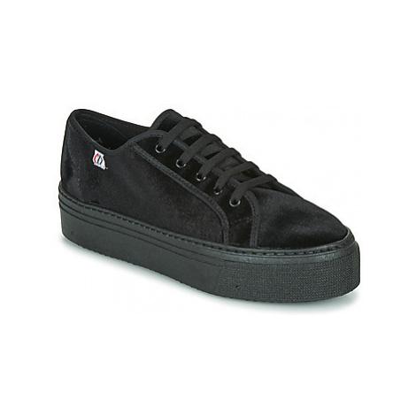 Yurban SUPERTELA women's Shoes (Trainers) in Black