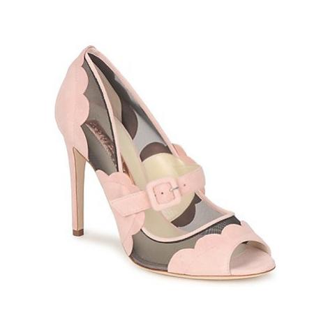 Rupert Sanderson LINTIE women's Court Shoes in Pink