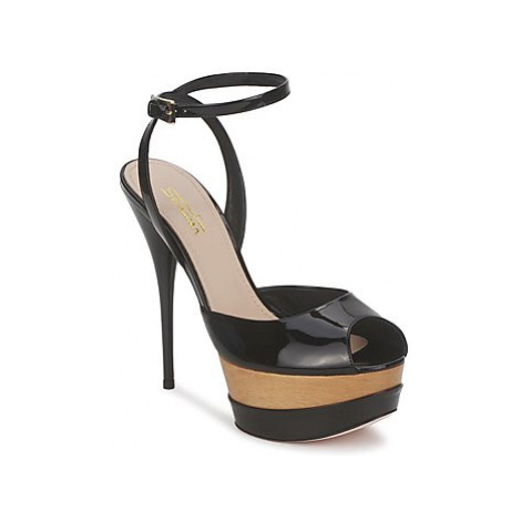 Sebastian S5202 women's Sandals in Black
