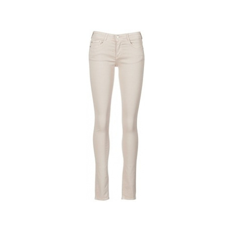 Cimarron CASSIS RASO women's Trousers in Beige