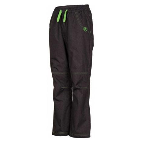 Lewro NINGO gray - Insulated kids' trousers