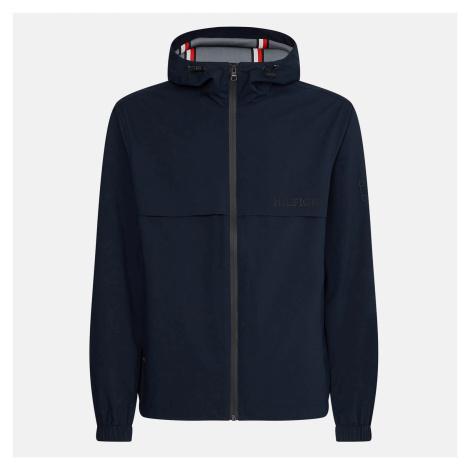 Tommy Hilfiger Men's Tech Hooded Jacket - Desert Sky