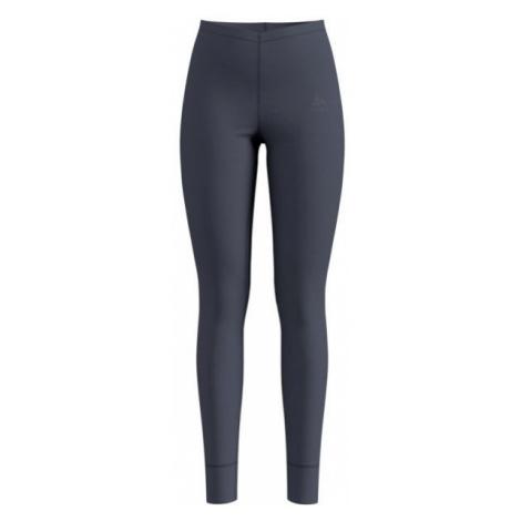 Odlo ACTIVE WARM BI BOTTOM LONG WARM dark gray - Women's functional tights