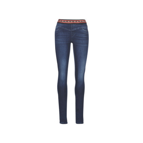 Kaporal SABLE women's Skinny Jeans in Blue