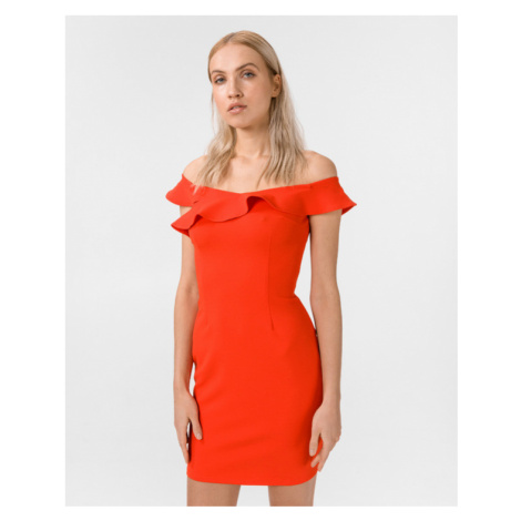 Guess Lupe Dress Red