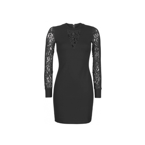 Moony Mood LICE women's Dress in Black