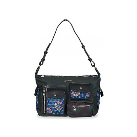Desigual BOLS URBAN MANDALA MEMPHIS women's Shoulder Bag in Black