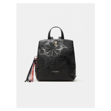 Desigual Deja Vu Sumy Mini Backpack Black